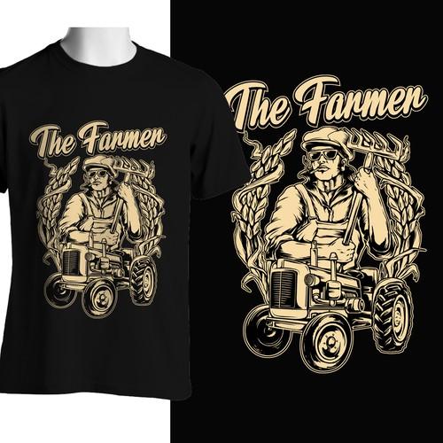 farmer tshirt