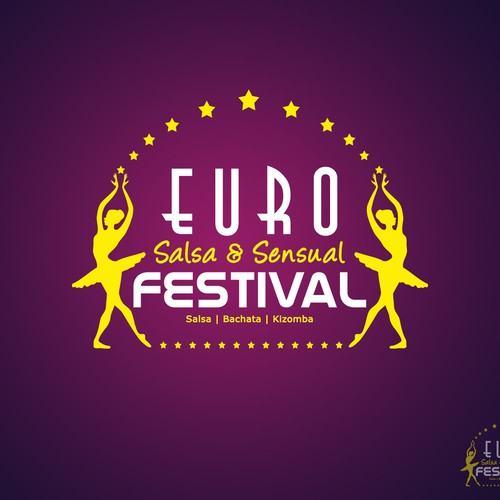 Outstanding logo of Dance Festival