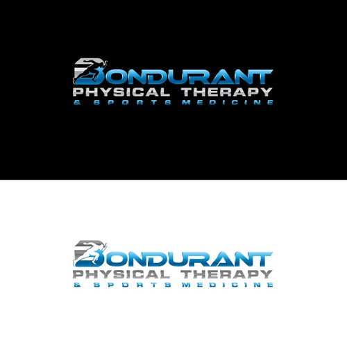 Logo for physical therapy business and sports medicine