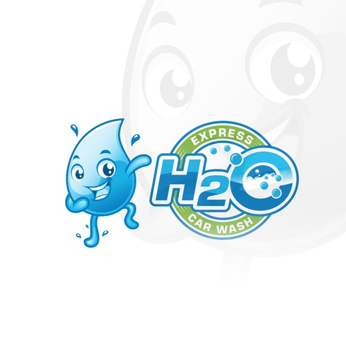 Mascot Design for H2O