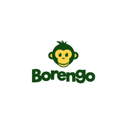 Logo for an Online Casino Borengo