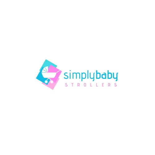LOGO DESIGN / Simly Baby Strollers