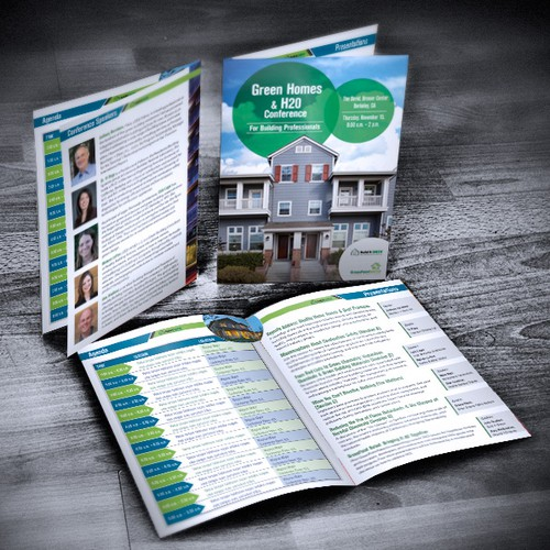 Green Homes brochure