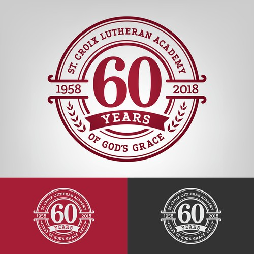 Classic logo for 60th anniversary