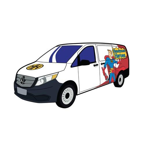 Handyman Car Van