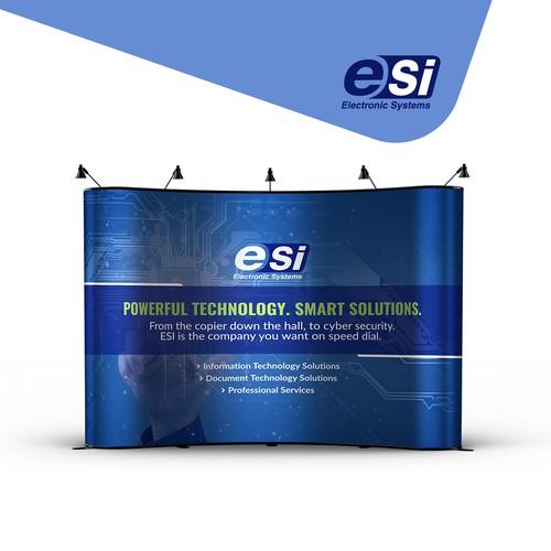 ESI Trade Show Display Design