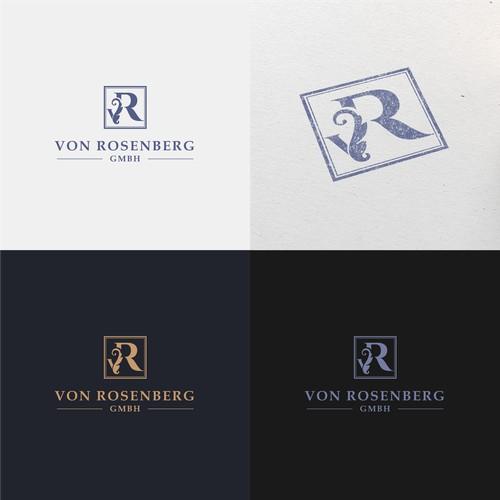 Logo Concept for von Rosenberg GmbH