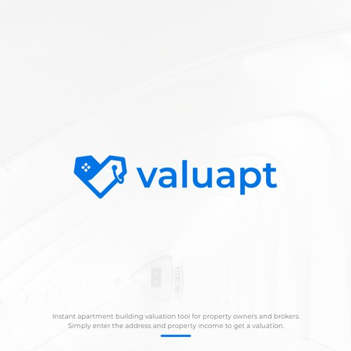 Logo design for Valuapt