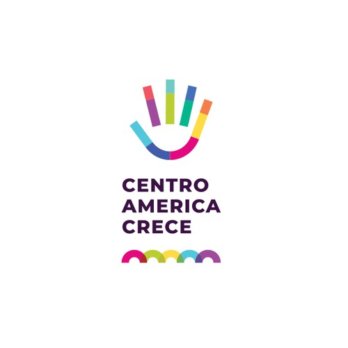 Non-profit organization logo concept
