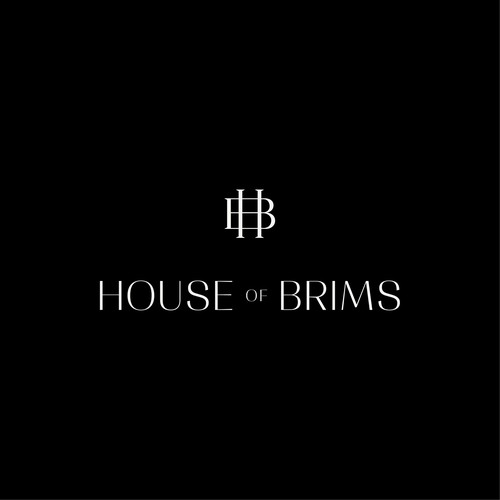 House of Brims logo design