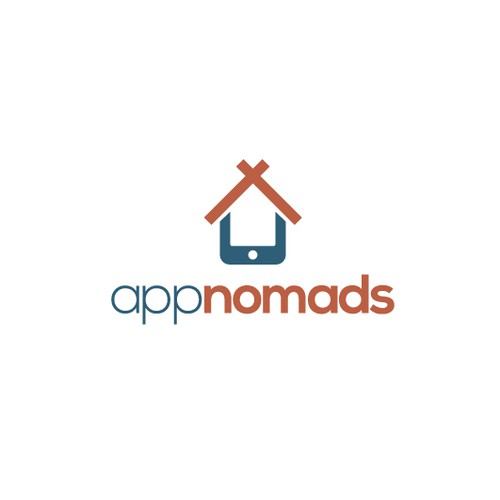 logo for app nomads