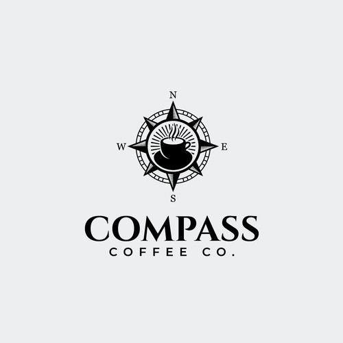 Uniuqe logo needed for travel themed coffee shop