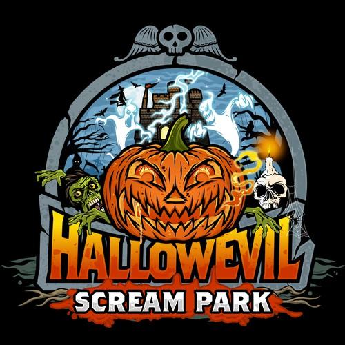Halloevil Scream Park