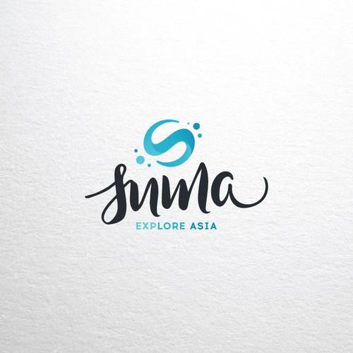 Logo for online travel magazine