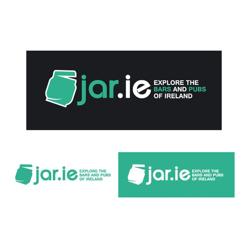 Distinctive and modern logo for jar.ie needed