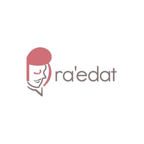 Effeminate logo for an e-platform