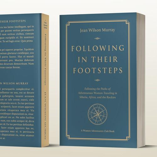 modern classic book cover design