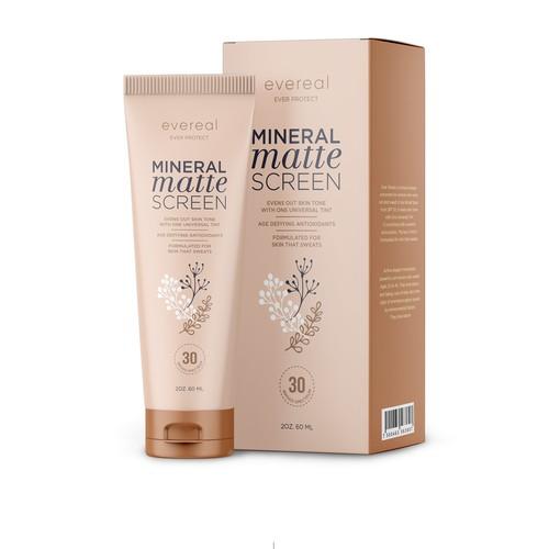 Mineral Matte Screen