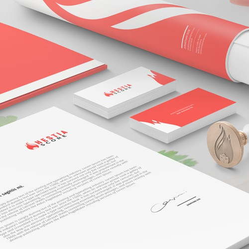 Stationery for Hestia Score