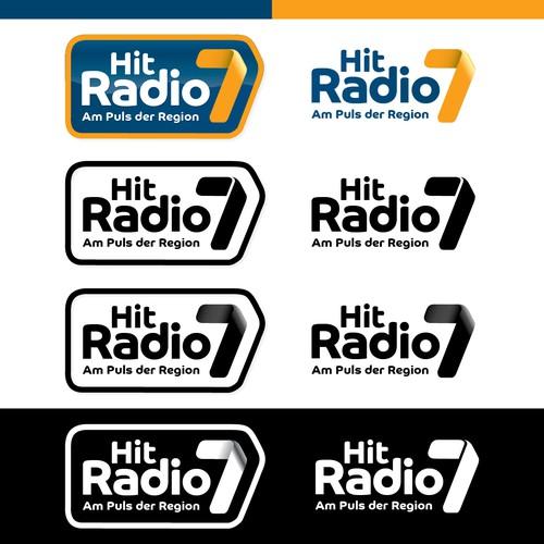 Gewinner-Logokonzept für Schweizer Radiosender
