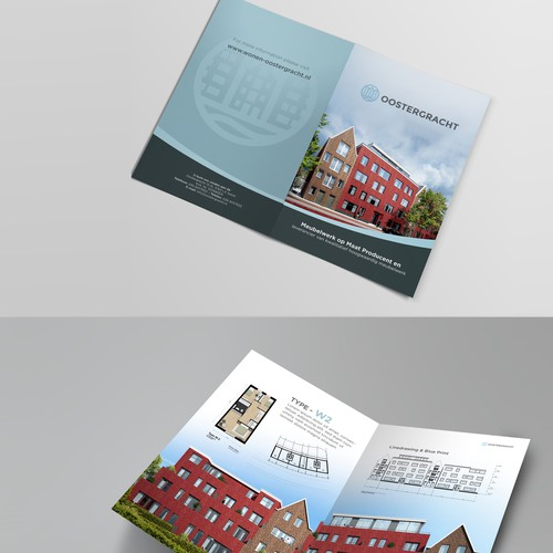 OOSTERGRACHT A5 brochure