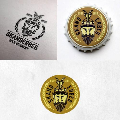 Skanderbeg Branding