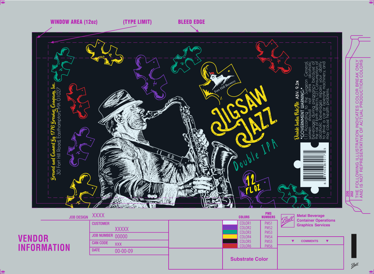 Jigsaw Jazz adjustments