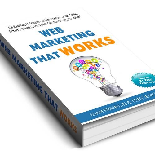 Web Marketing Book cover