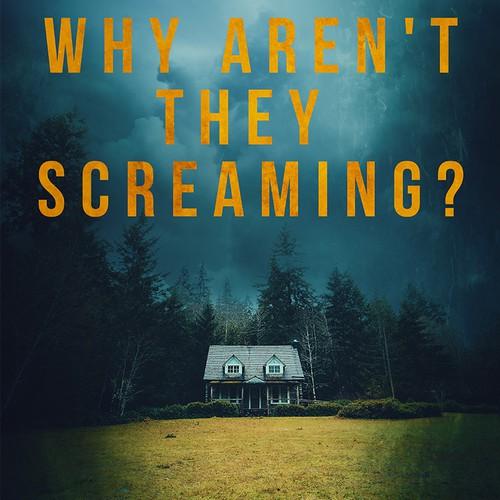 Ebook cover a for psychological thriller