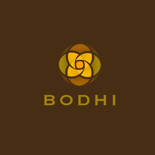 Logotype for tea company