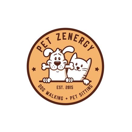 Pet Zenergy logo