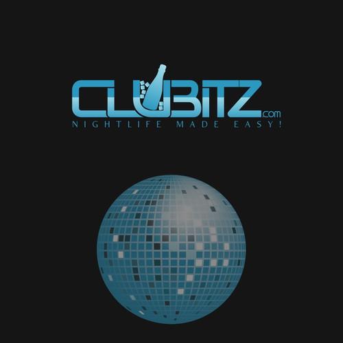 Clubitz - Nightlife made easy | LOGO DESIGN