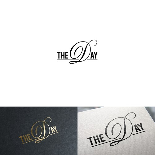 "Logo proposal for ""The Day"""