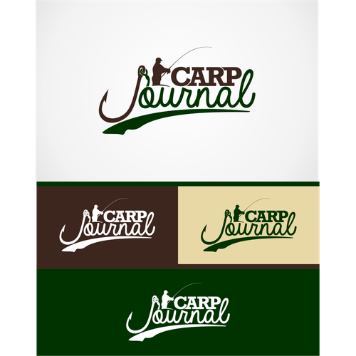 New logo for carpjournal.com