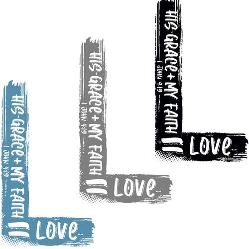 HIS GRACE + MY FAITH = LOVE