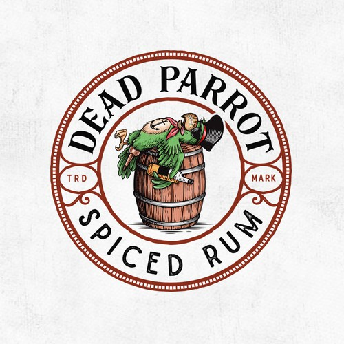 Dead Parrot Spiced Rum