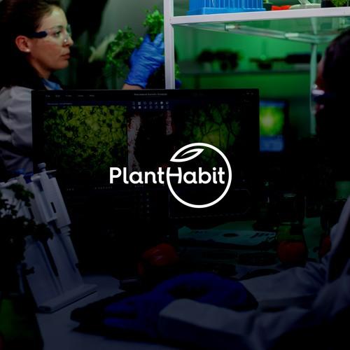 Logo for PlantHabit