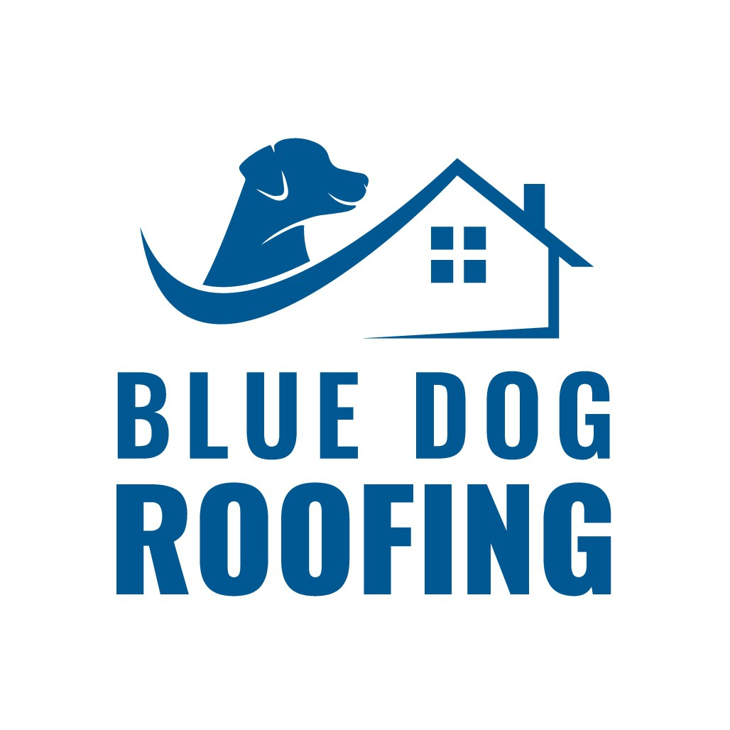 Strong, Modern, Clean and a little Fun - logo for Roofing Company