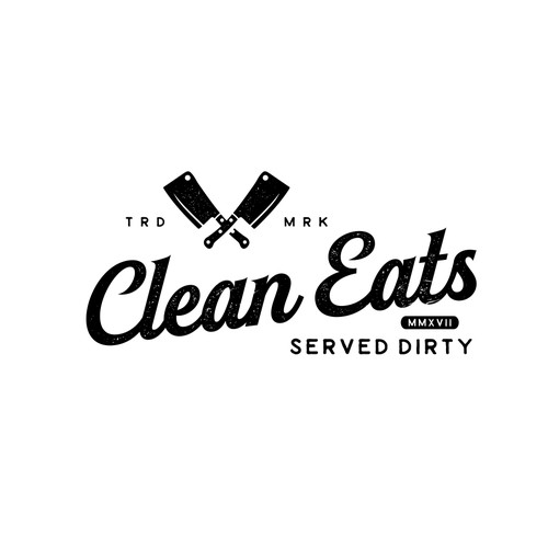 "Hipsterfoodie brand ""Clean Eats Served Dirty""."