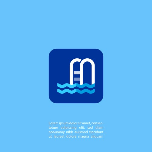 App Icon for Swim Meet Software