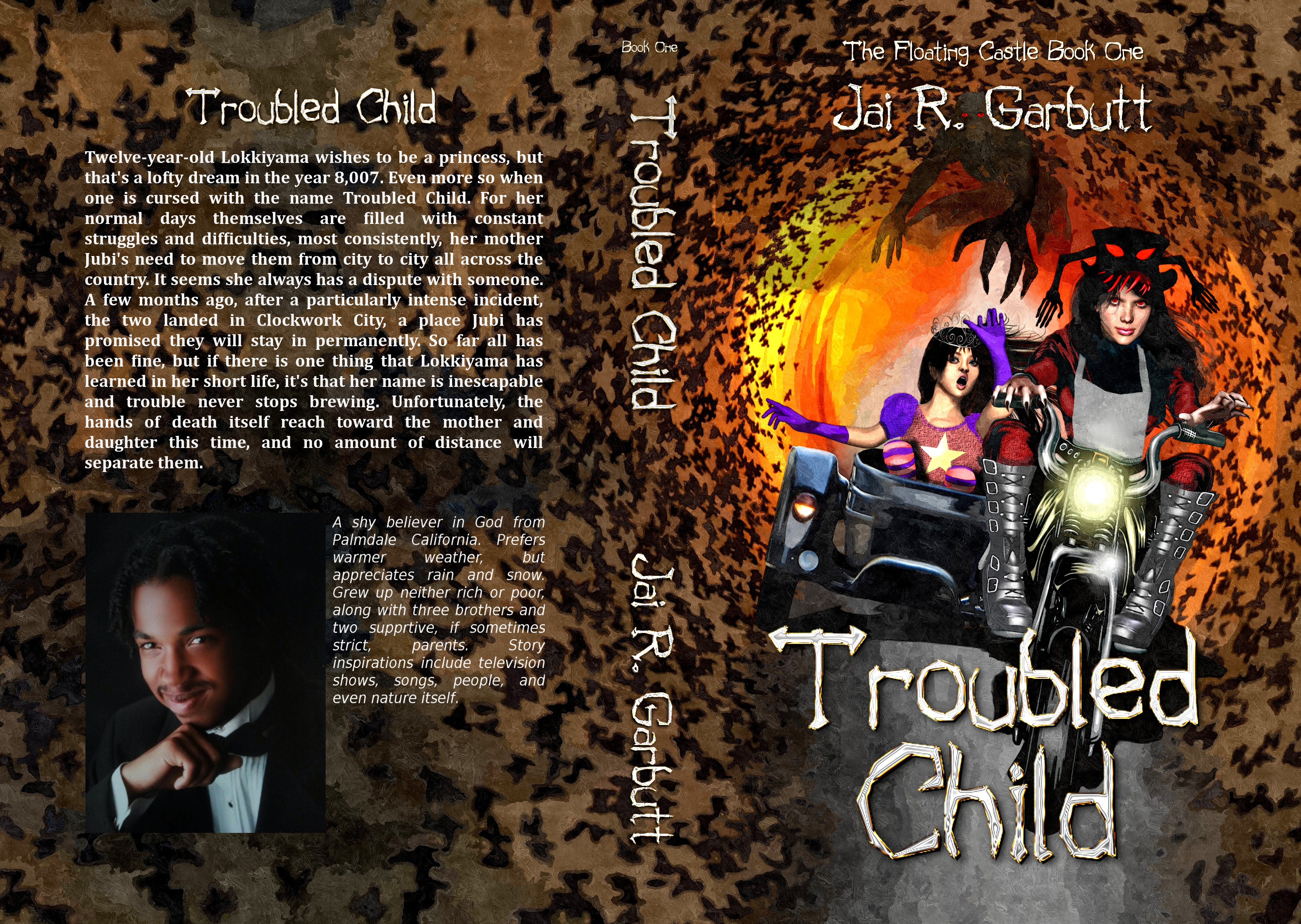 A Touch of Darkness for a Troubled Child