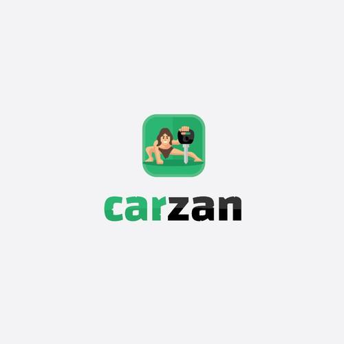 Carzan logo