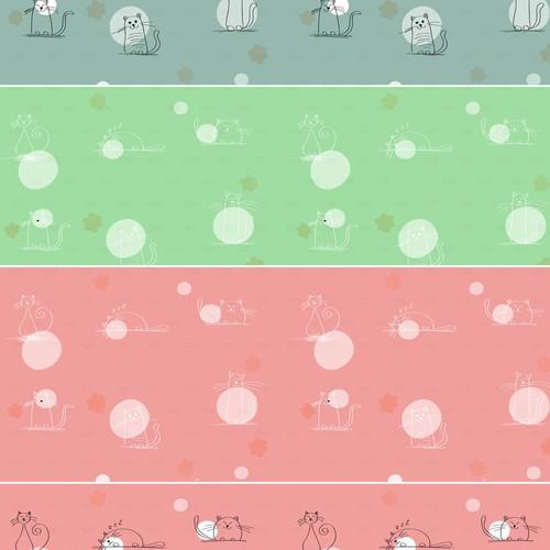 Baby Textile design