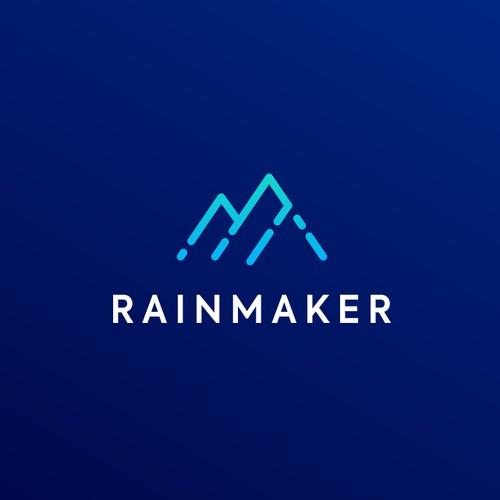 M + rain + mountain