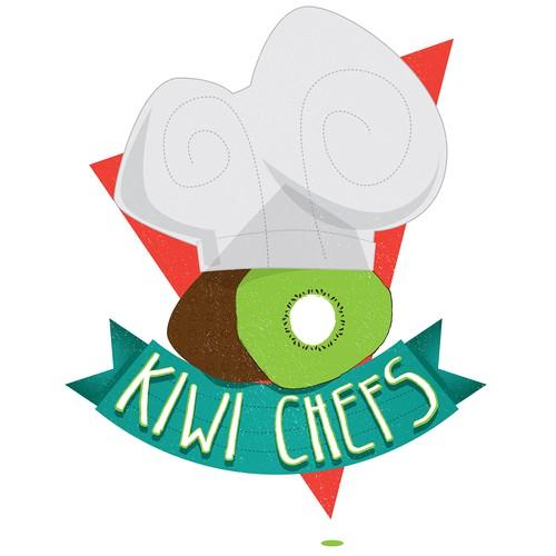 illustration for childrens cookbook
