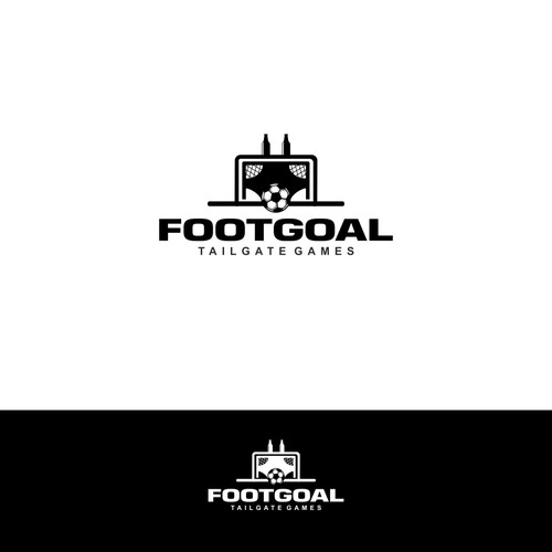 logo concept for FOOTGOAL