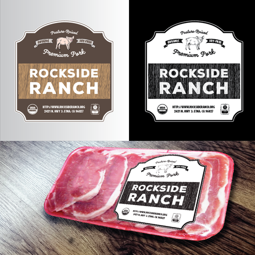 Farm Meat packaging