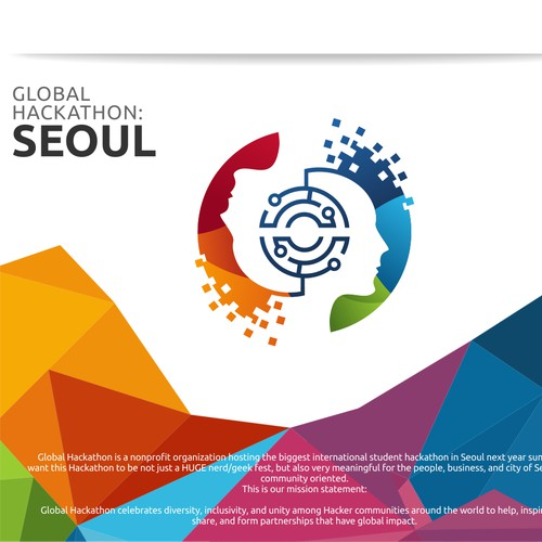 Global Hackathon: Seoul Logo Design