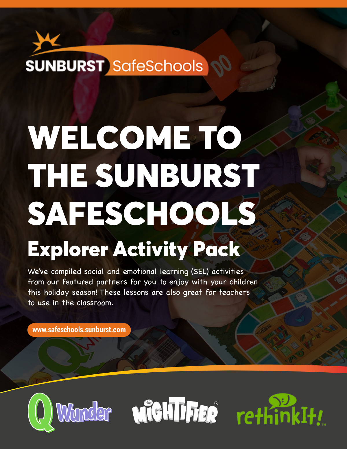 Activity packet for education company