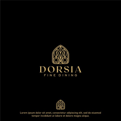 Logo for Dorsia Fine Dining